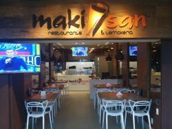 Maki San Restaurante & Temakeria