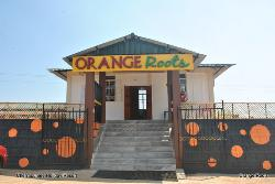 Presenting 'Orange Roots', the first and only Pure Vegetarian Restaurant in Cherrapunjee