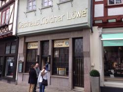 Goldener Lowe