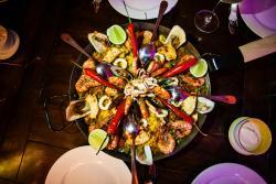 Ла Манча Ресторан