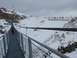 ‪Stubnerkogel Suspension Bridge‬