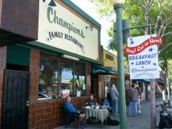 Champions Family Restaurant