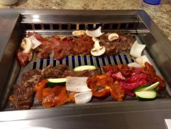 Cham Korean BBQ