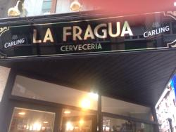 Cafe-Bar la Fragua