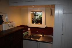 Kitchen of Doctor's Wing