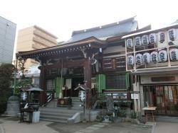 Tobifudoson Temple