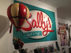 Sally's Grill & Kaffe