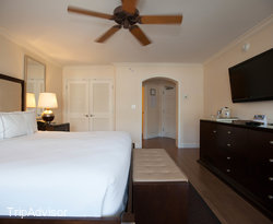 The Ocean View King Room with Balcony at the Southernmost Beach Resort
