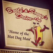 Boots' and Sonny's Drive In