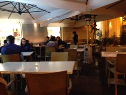 Caffe Mazzini esterno
