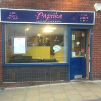 Paprika Indian Takeaway