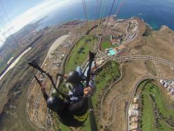 Skyparafly Paragliding Tenerife