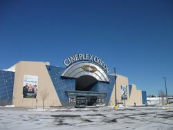 Cinema Cineplex Odeon Beauport