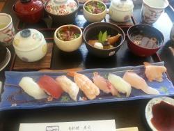 Seafood Restaurant Sushi Nitanda