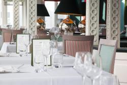The Garden Restaurant at Bromley Court Hotel