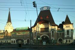 Yaroslavskiy Train Station