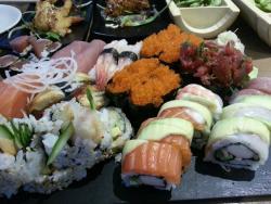Kimaya Noodle & Sushi Bar