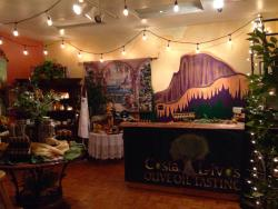 Costalivos Mountain Gold Olive Oil Tasting Room & Gift Shop