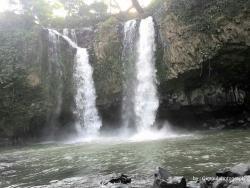 Bengkawah Waterfall
