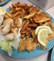Shore Road Seafood - Crow's Nest Dining Room