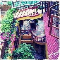 Lost Garden Restaurant