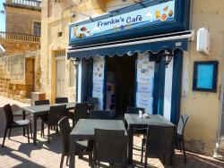 frankie's cafe'