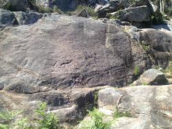 Petroglifos de Baiona