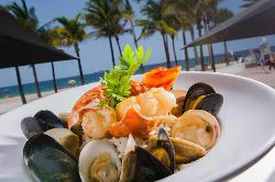 Clams and Mussels Spazio