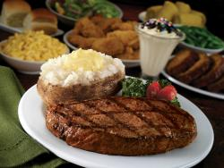 Ponderosa Steakhouse