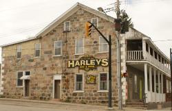 Harley's Pub and Perk