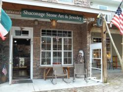 Shaconage Stone Art and Jewelry