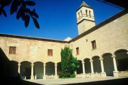 Claustro y convento de santo Domingo