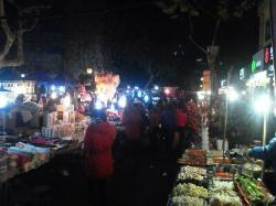 Wushan Night Market