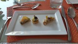 Обед в отеле