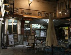 Bar-Restaurante Plaza