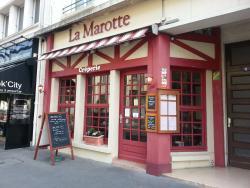 Creperie la Marotte a Saint-Nazaire