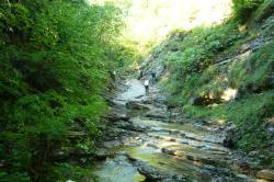 Cherkesskoye Canyon