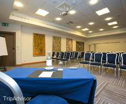 Meeting Rooms at the Radisson Blu Hotel