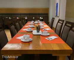 Restaurant Solfez at the Radisson Blu Hotel