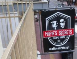 Mafia's Secrets - Escape Rooms