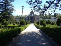 Jardins da Quinta Real de Caxias