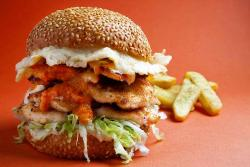 Piri's Chicken Burgers