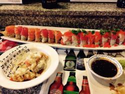 Red Ginseng Sushi & BBQ