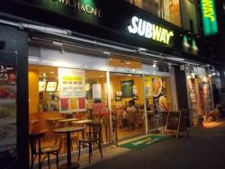 Subway Matsudo West Entrance