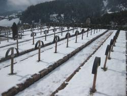 Cimitero Militare Austro-Ungarico
