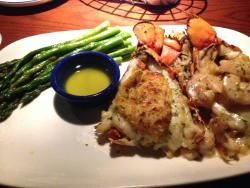 Red Lobster - S. Alma School Rd.