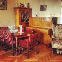 Музей-Квартира Балерины Улановой Г. С.