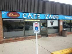 Cafe Zauq
