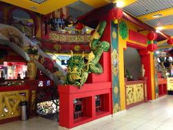 Dream Town Shopping and Entertainment Mall