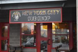 ‪New York City Sub Shop‬